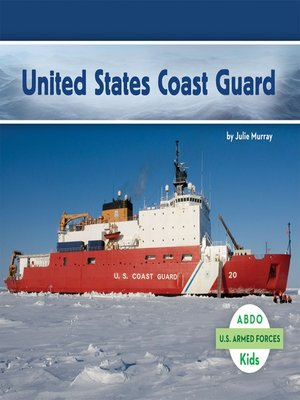 cover image of United States Coast Guard