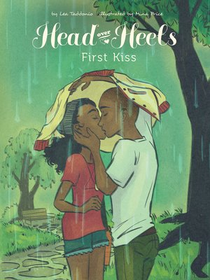 cover image of Book 4: First Kiss