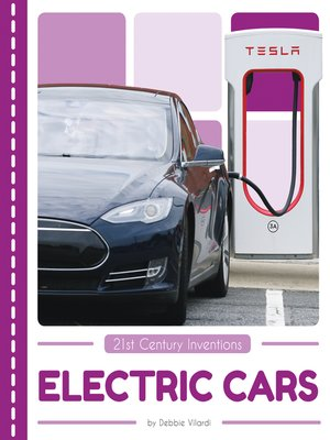 cover image of Electric Cars