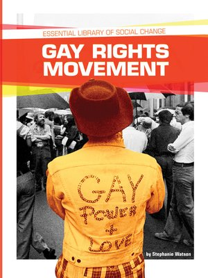cover image of Gay Rights Movement