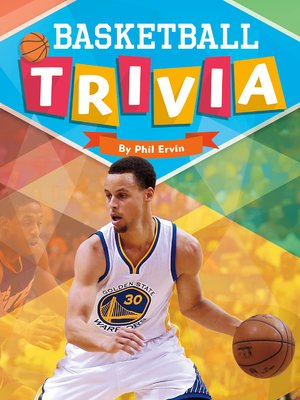 cover image of Basketball Trivia