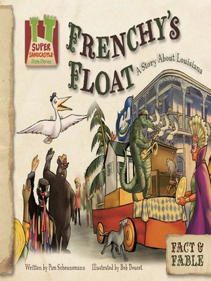 cover image of Frenchy's Float