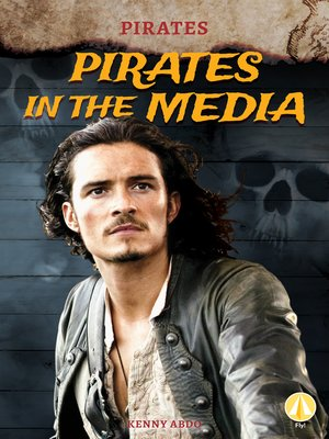 cover image of Pirates in the Media