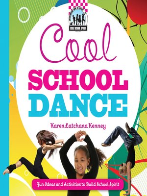 cover image of Cool School Dance