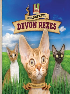 cover image of Delightful Devon Rexes