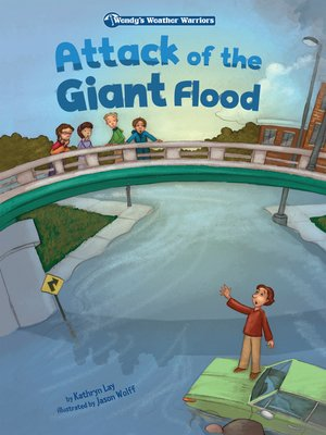 cover image of Attack of the Giant Flood