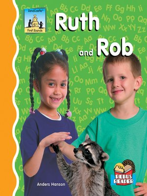cover image of Ruth and Rob