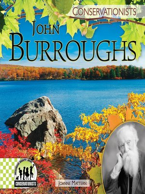 cover image of John Burroughs
