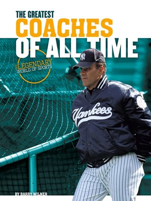 cover image of Greatest Coaches of All Time
