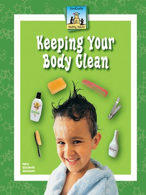 cover image of Keeping Your Body Clean