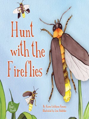 cover image of Hunt with the Fireflies