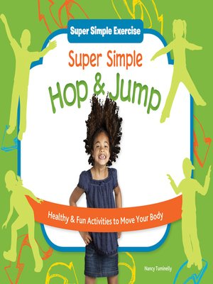 cover image of Super Simple Hop & Jump