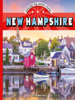 cover image of New Hampshire