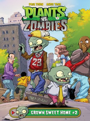 cover image of Plants vs. Zombies (2015), Issue 5