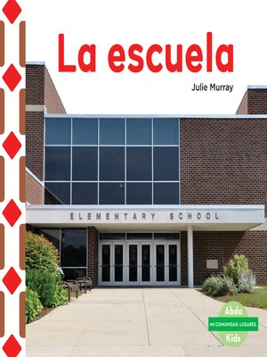 cover image of La escuela (The School )
