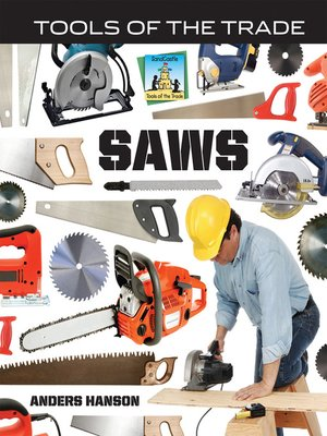 cover image of Saws