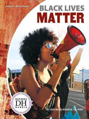 cover image of Black Lives Matter
