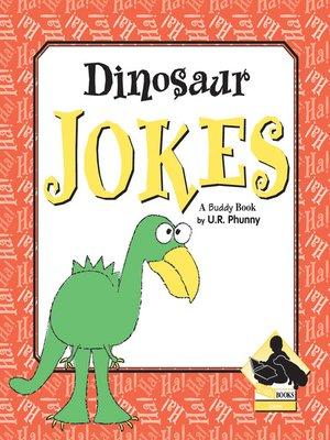 cover image of Dinosaur Jokes