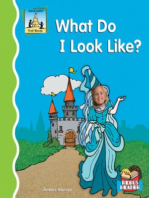 cover image of What Do I Look Like?