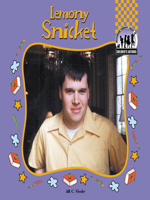 cover image of Lemony Snicket