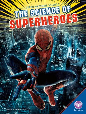 cover image of Science of Superheroes