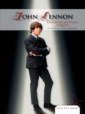cover image of John Lennon