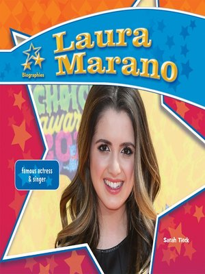 cover image of Laura Marano