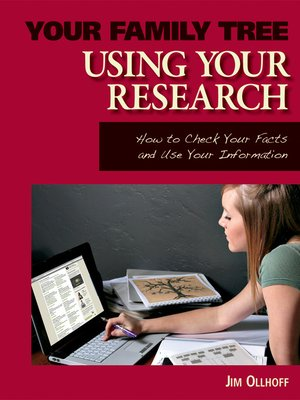 cover image of Using Your Research