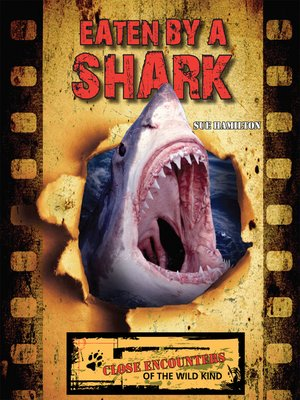 cover image of Eaten by a Shark