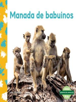cover image of Manada de babuinos (Baboon Troop)