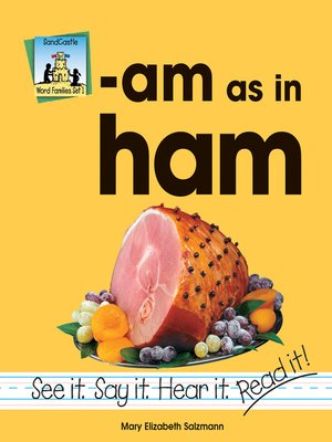 cover image of am as in ham