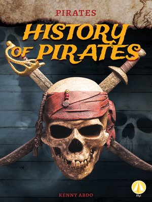 cover image of History of Pirates