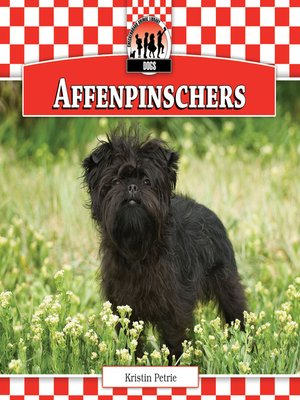 cover image of Affenpinschers