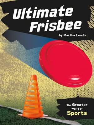 cover image of Ultimate Frisbee