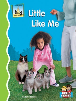 cover image of Little Like Me