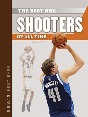 cover image of Best NBA Shooters of All Time