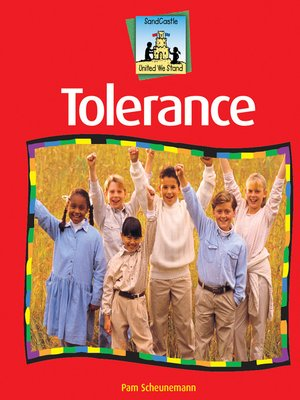 cover image of Tolerance