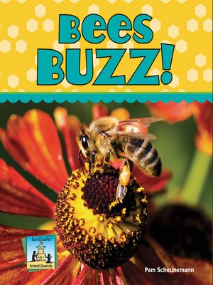 cover image of Bees Buzz!