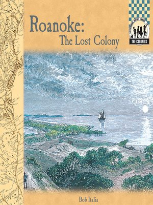 cover image of Roanoke Colony