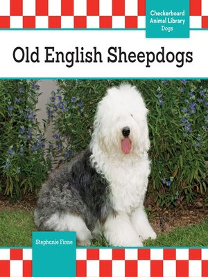 cover image of Old English Sheepdogs