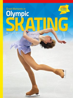 cover image of Great Moments in Olympic Skating