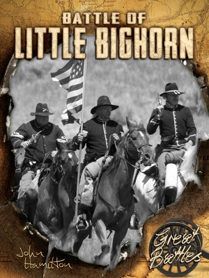 cover image of Battle of Little Bighorn