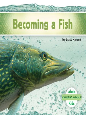 cover image of Becoming a Fish