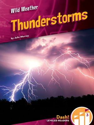 cover image of Thunderstorms