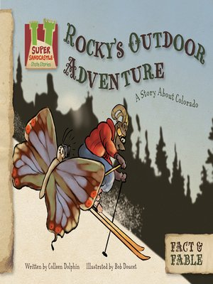cover image of Rocky's Outdoor Adventure