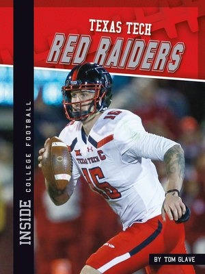 cover image of Texas Tech Red Raiders