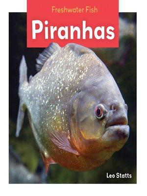 cover image of Piranhas