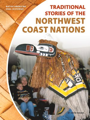 cover image of Traditional Stories of the Northwest Coast Nations