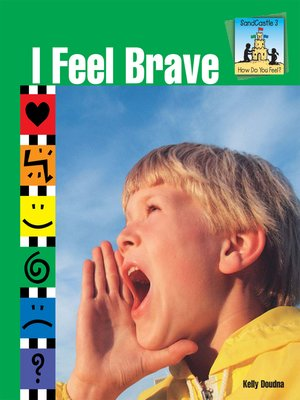 cover image of I Feel Brave