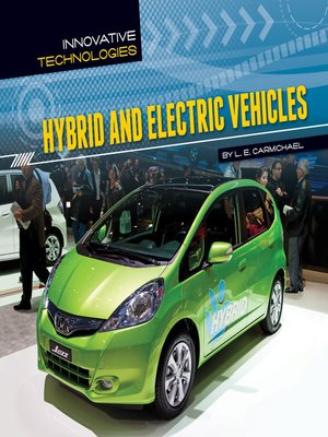 cover image of Hybrid and Electric Vehicles